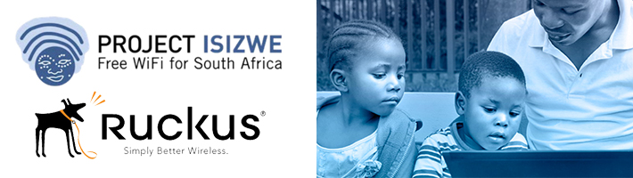 Project ISIZWE Ruckus