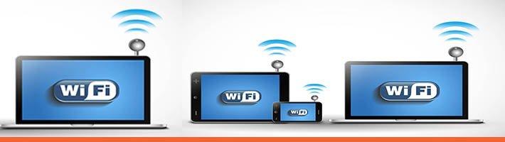 gratis Wi-Fi