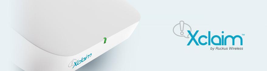 Xclaim Wireless Alcadis Banner