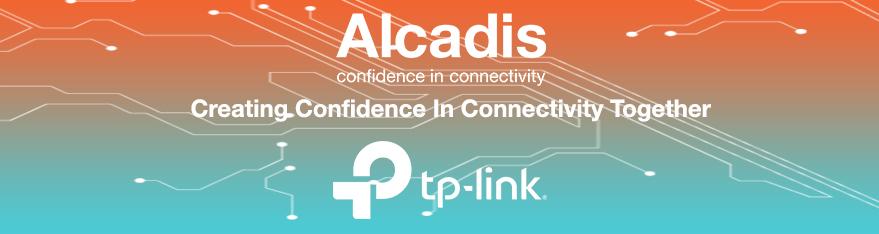 TP-Link toegevoegd Alcadis